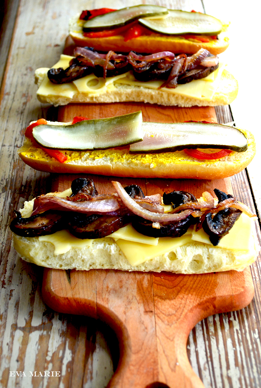 Veggie-Cuban sandwich  recipe 2